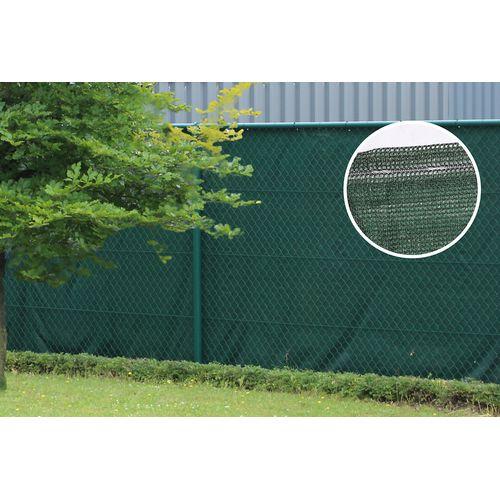 Giardino schaduwdoek Ombra groen 100cmx10m