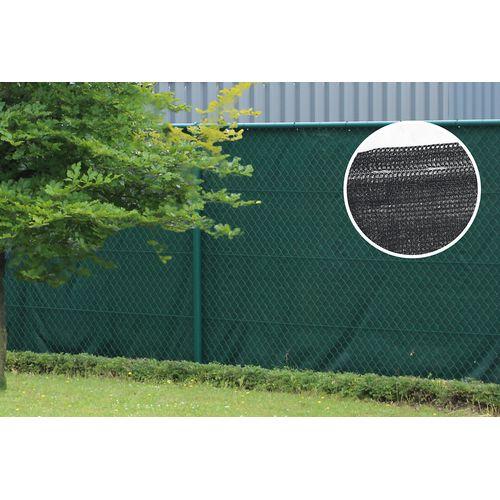 Giardino schaduwdoek Ombra Zicht zwart 95x180cm 10 meter