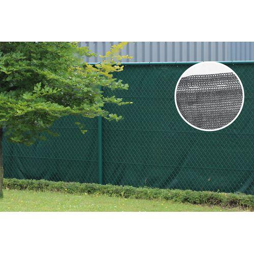 Filet brise-vue Giardino Ombra gris 100cmx10m