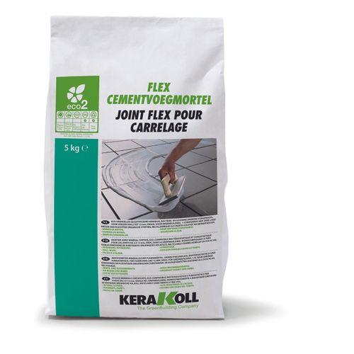Joint flex carrelage Kerakoll anthracite 5kg