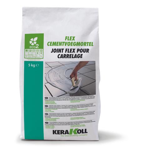 Joint flex carrelage Kerakoll jasmin 5kg