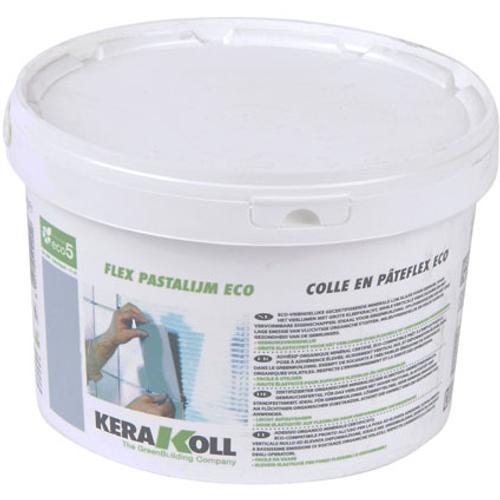 Colle carrelage murale Kerakoll 'Flex eco' gris 5 kg