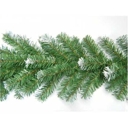 Guirlande de Noël branche d'arbre de Noël Central Park 2,7m