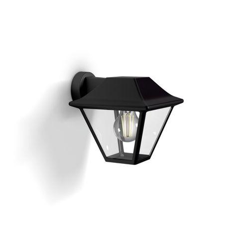 Philips wandverlichting Alpenglow zwart E28