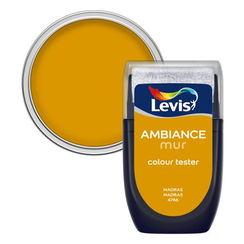 Levis muurverf 'Ambiance Extra Mat' madras mat 30ml