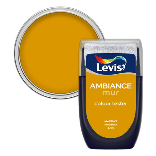 Levis muurverf 'Ambiance Extra Mat' madras mat 30ml