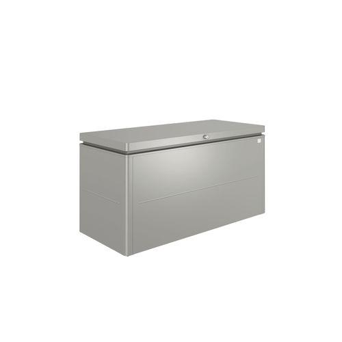 Biohort kussenbox Lounge 160 kwartsgrijs 70x160cm