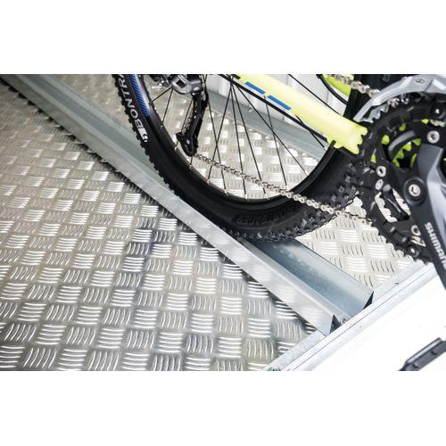 Rail de suspension pour vélo Biohort MiniGarage 222cm