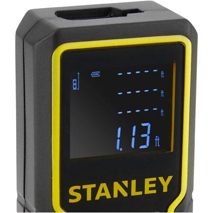 Multimètre laser Stanley 'TLM99S' 30 m