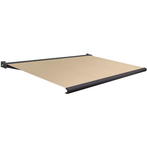 Domasol zonnescherm elektrisch met afstandsbediening Factor 20-A beige 350x250cm