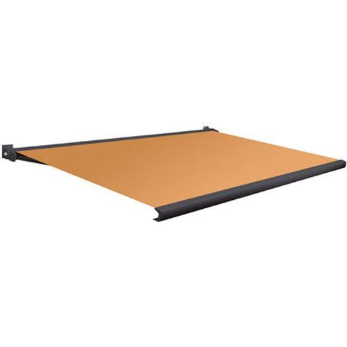 Domasol zonnescherm elektrisch met afstandsbediening Factor 20-A oranje 350x250cm