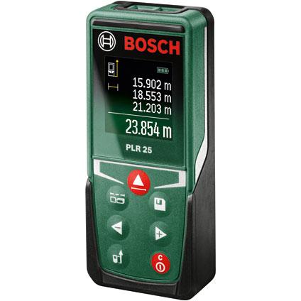 Multimètre laser Bosch 'PLR25' 25 m