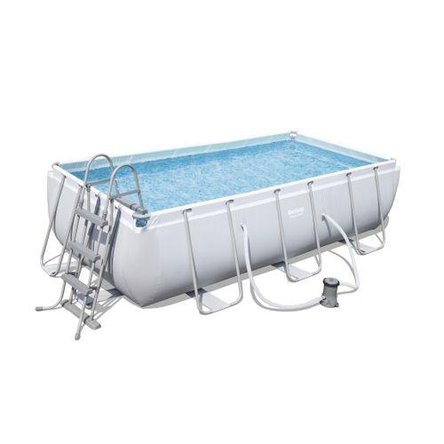 Bestway zwembad Power Steel Pool 6478L  404x201x101cm