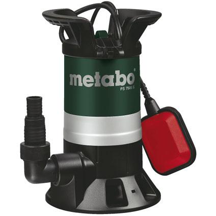Metabo dompelpomp 'PS7500S' 450 W