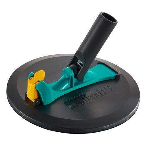 Meuleuse ronde pour plaques de plâtre Wolfcraft 225mm