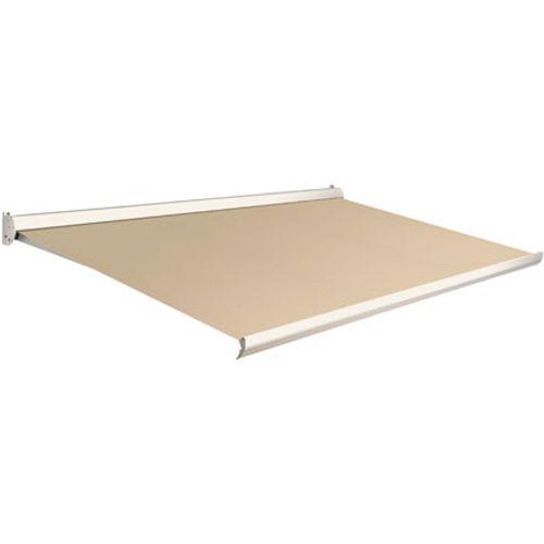 Domasol zonnescherm manueel Factor 10-C beige 300x250cm