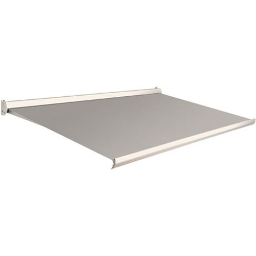 Domasol zonnescherm manueel Factor 10-C grijs 500x300cm