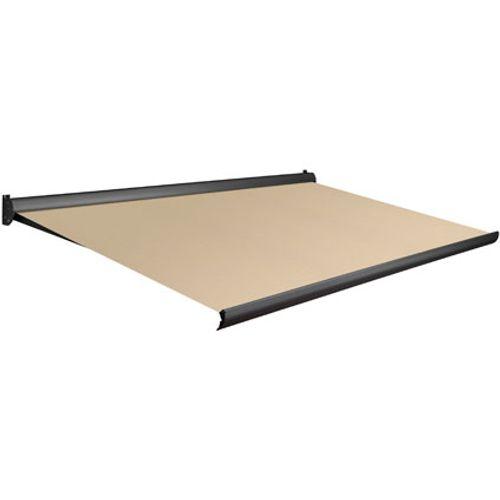 Domasol zonnescherm manueel Factor 10-A beige 450x300cm