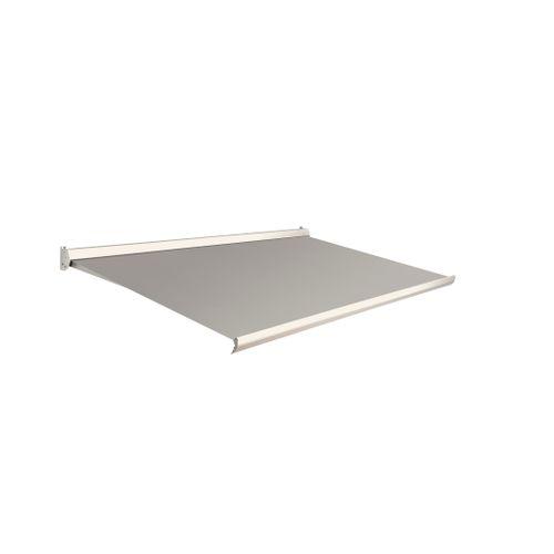 Domasol zonnescherm elektrisch Factor 10-C grijs 450x300cm