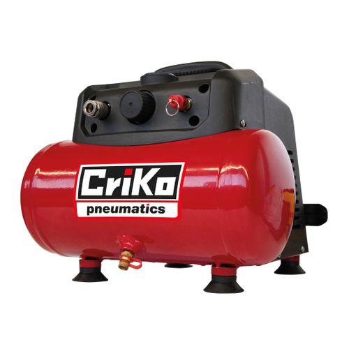 Compresseur Criko sans huile 6L 1,5HP