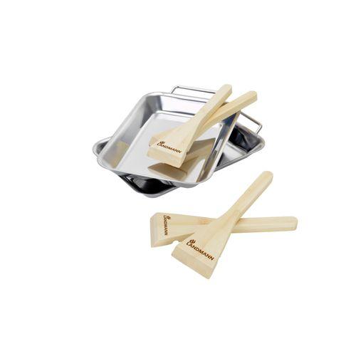 Landmann grillpan + spatel