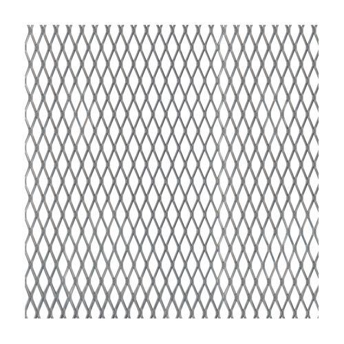 Tôle GAH Alberts acier déployé 50 x 25 cm x 2,20 mm
