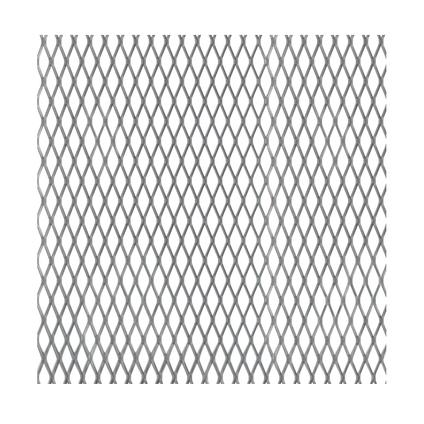 Tôle GAH Alberts acier déployé 100 x 60 cm x 1 mm