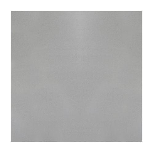 Tôle GAH Alberts aluminium lisse gris 100 x 60 cm x 0,5 mm