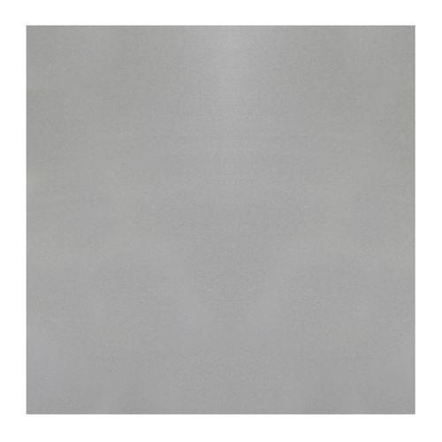 Tôle GAH Alberts aluminium lisse gris 100 x 12 cm x 0,8 mm