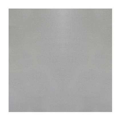 GAH Alberts plaat aluminium gladde grijs 100 x 12 cm x 1 mm