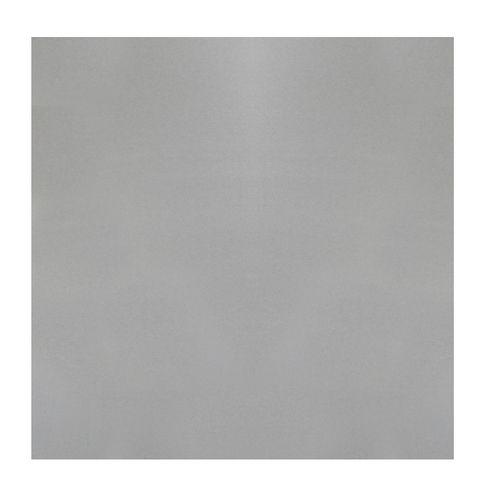 Tôle GAH Alberts aluminium lisse gris 100 x 20 cm x 0,5 mm