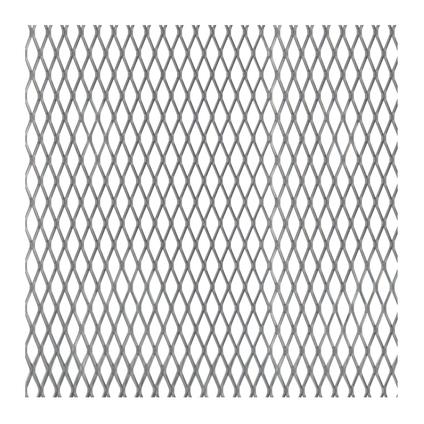 GAH Alberts staal strek grijs 100 x 30 cm x 1 mm