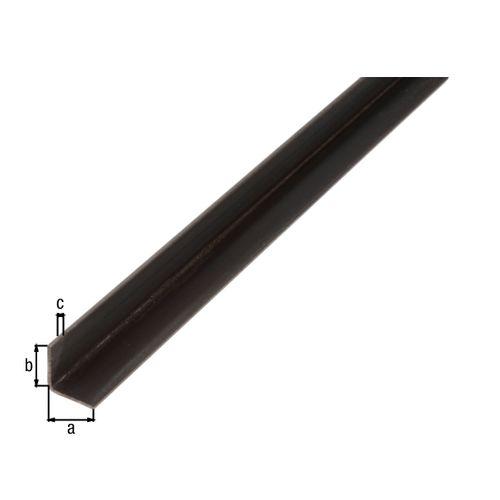GAH Alberts hoekprofiel staal 25x25x3mm 2m