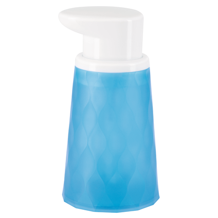 Spirella zeepdispenser Pool frosty blauw