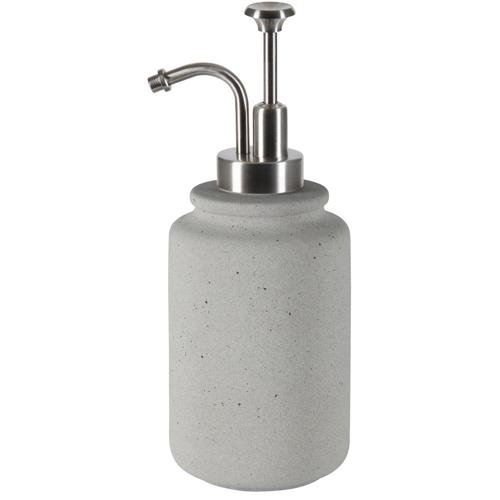 Spirella zeepdispenser Cement grijs