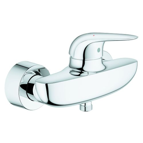Mitigeur de douche Grohe Wave chrome