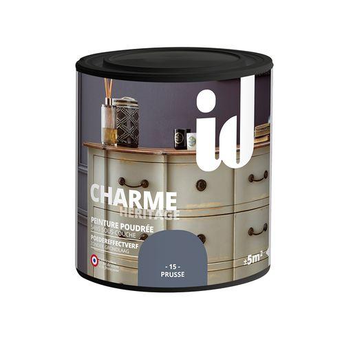 Peinture meuble ID Charme prusse 500ml