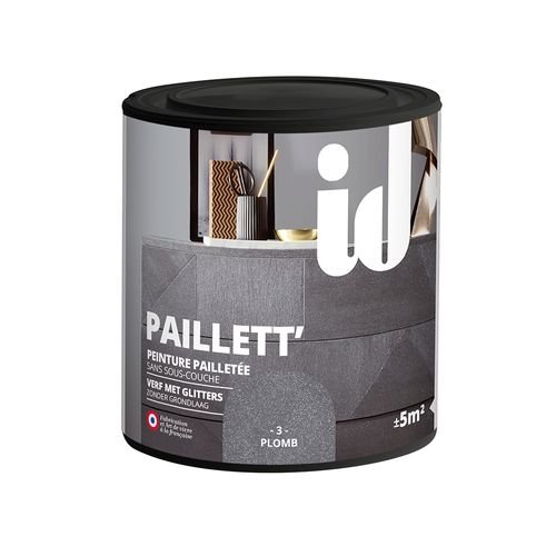 PAILLETT' 500ML LOOD