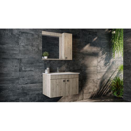 Wand- en vloertegel Grunge Coal 30x60cm