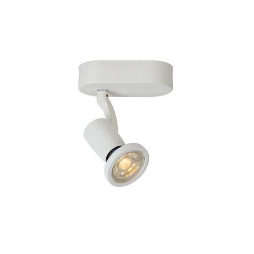 Spot LED Lucide Jaster-Led blanc 5W