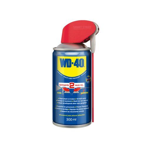 WD-40 olie 'Multispray Smart straw' 300 ml