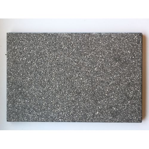Dalle de terrasse Rodal Oostende 60x60x4,1cm béton gris
