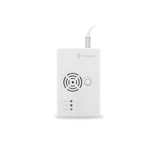 Détecteur de gaz eTiger 220 V