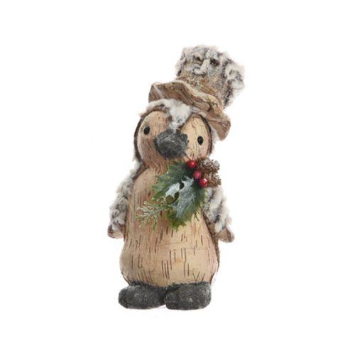 Figurine pingouin mousse 31 cm