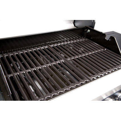 Barbecue à gaz Landmann Rexon PTS 3.1 noir 14,1kW