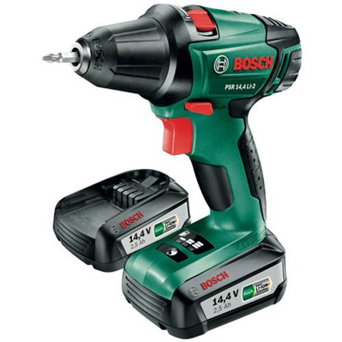 Perceuse-visseuse Bosch 'PSR14.4Li-2' 14,4V