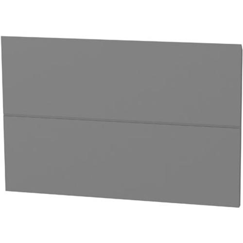Panneau tiroir ligne Tiger 'Create your own style' gris moyen 60 cm