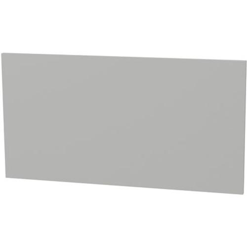 Panneau tiroir plat Tiger 'Create your own style' gris clair 80 cm