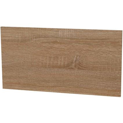 Panneau tiroir plat Tiger 'Create your own style' chêne clair 80 cm
