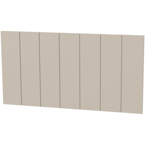 Panneau tiroir bande Tiger 'Create your own style' taupe 80 cm
